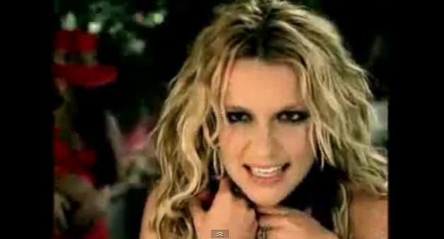 "Britney Spears – ""Womanizer"""