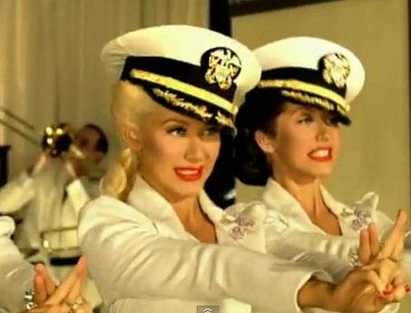 "Christina Aguilera – ""Candyman"""