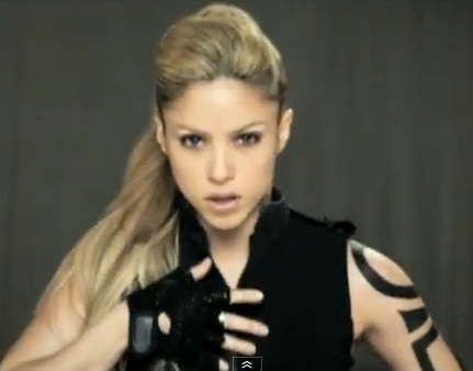 "Shakira – ""Give It Up To Me"""