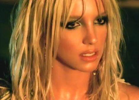 "Britney Spears – ""I'm A Slave 4 U"""