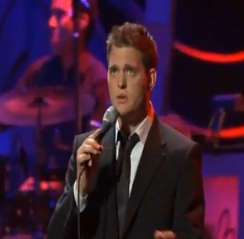 "Michael Buble – ""Fever"""