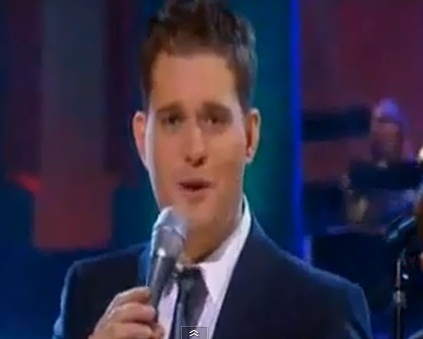 "Michael Bublé – ""Moondance"""