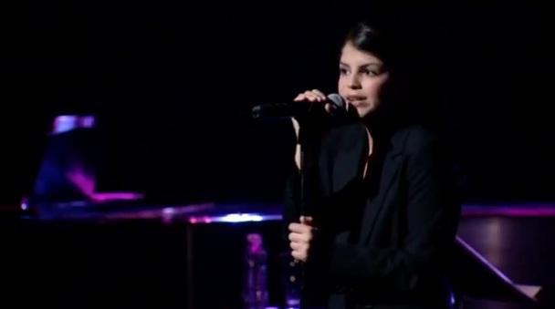 """Nikki Yanofsky – """"Lullaby a Birdland"""""""