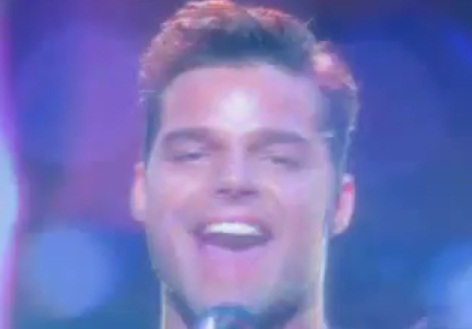 """Ricky Martin – """"Cup of Life"""""""