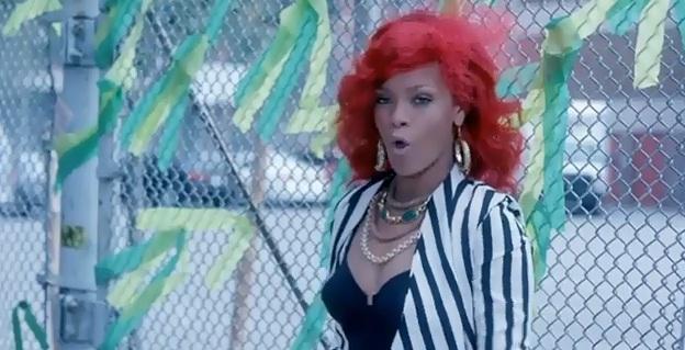 "Rihanna – ""What's My Name?"" ft Drake"