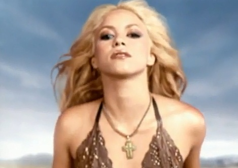 "Shakira – ""Whenever, Wherever"""