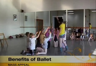 Leisure Appeal of Ballet for Children and Adults
