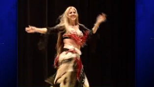 Belly Dancing at Utah's Masonic Temple