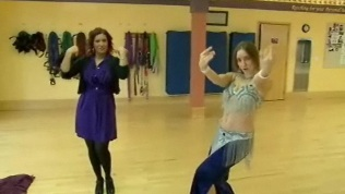 Belly Dancing for Valentine's Day