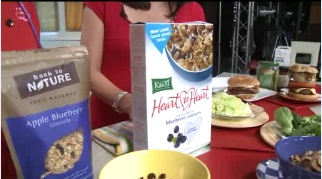 The Cooking Cardiologist – Healthy Breakfast Tips