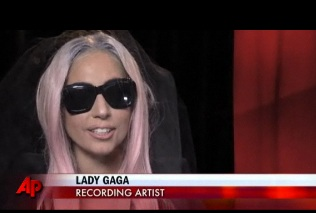 Lady G Goes Gaga for New Camera Glasses