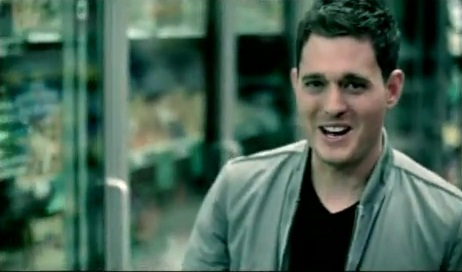 "Michael Buble – ""I Haven't Met You Yet"""