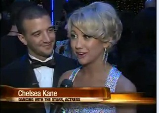 "Valley's own Chelsea Kane making big impression in ""Dancing with the Stars"""