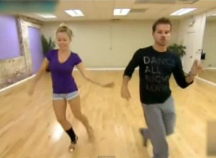 Countdown to debut of Dancing With The Stars