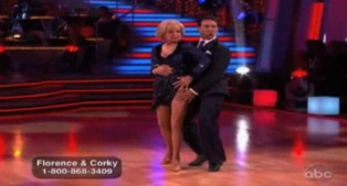 """Dancing with the Stars"" recap Florence Henderson eliminated"