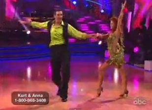 """Dancing With The Stars"" judge, performers missing Kurt Warner"