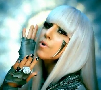 "Lady Gaga – ""Poker Face"""