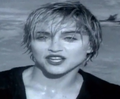 "Madonna – ""Cherish"""
