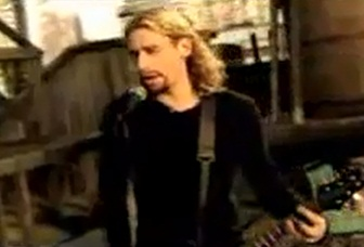 "Nickelback – ""Hero"""