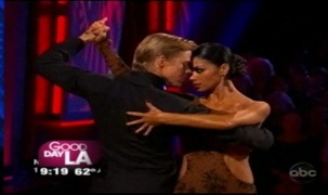 """Dancing with the Stars"" finalist Nicole Scherzinger on GDLA"