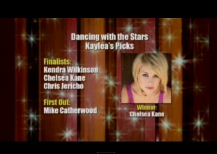 TMN List 3-21-11 Our Picks for Dancing with the Stars