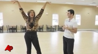 """""""Dancing with the Stars"""" contestant Wendy Williams Dancing Up a Storm of Work"""
