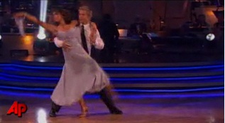 "Jennifer Grey Named ""Dancing with the Stars"" Champ"