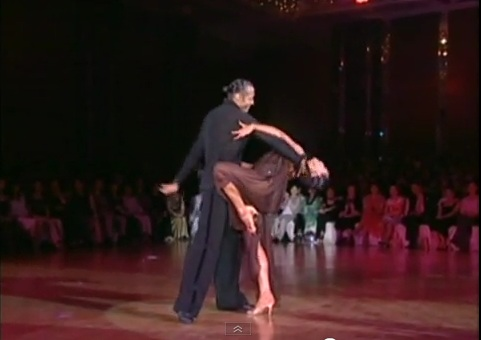 Rumba Demo with Slavik Kryklyvyy & Anna Melnikova