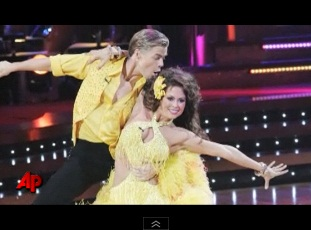 """""""Dancing with the Stars"""" Brooke Burke Bares All in New Book"""