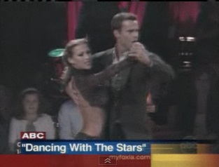 """Dancing with the Stars"" Cameron Mathison"