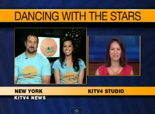 """Dancing with the Stars"" Finalists Bringing Kids A New Smile"