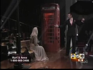 """Dancing with the Stars"" Kurt Warner gets standing ovation in week 3"