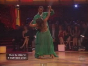 """Dancing With The Stars"" Rick Fox Eliminated"