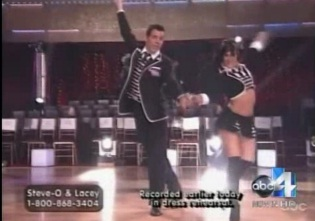 """""""Dancing with the Stars"""" Steve-O"""