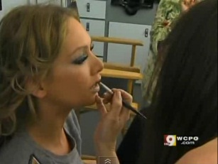 "Outfits, hair, makeup take center stage at ""Dancing with the Stars"""