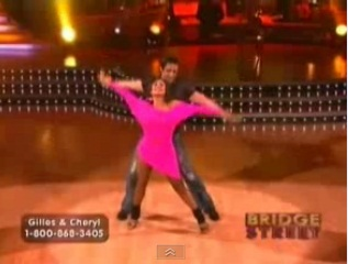 "BRIDGE STREET: ""Dancing with the Stars"" Gilles Marini"