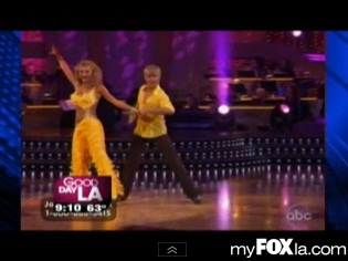 """Dancing with the Stars"" Supermodel Joanna Krupa on GDLA"