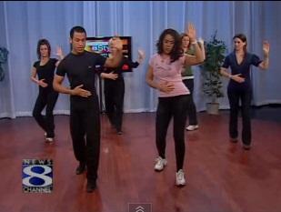 Latin Cardio Workout
