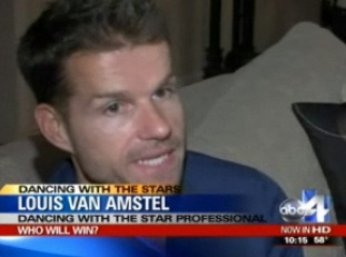 "Louis VanAmstel's insider look at ""Dancing with the Stars"""
