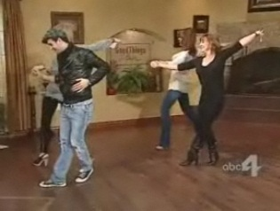"""Good things Utah"" Dance with ""Dancing with the Stars"" Mark Ballas"