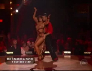 """Dancing with the Stars"": The Mike ""the Situation"" elimination recap"