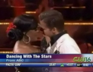 """Dancing With The Stars"" Niecy Nash"