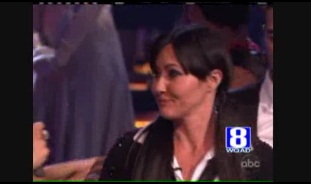 "Entertainment News:Shannen Doherty voted off ""Dancing with the Stars"""