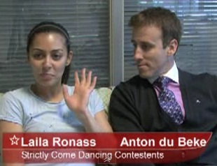 """""""Strictly Come Dancing"""" Charleston for Laila and Anton"""