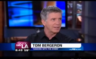 """Dancing with the Stars"" host Tom Bergeron on GDLA"