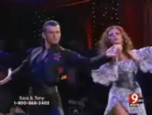 "BRIDGE STREET: Celebrity Best-Of: ""Dancing with the Stars"" Tony Dovolani."