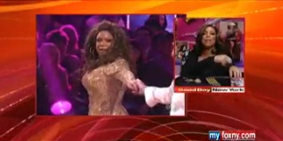 """Wendy Williams Survives """"Dancing with the Stars"""" Cut"""