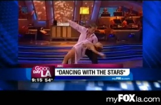"""""""Dancing with the Stars"""" Chris Jericho on GDLA"""