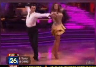 """Ballas: 'Potential' for """"Dancing with the Stars"""" Wendy Williams"""