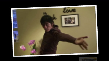 Meet Daniel Ayala, danceScape Associate Instructor (Bloopers Edition)